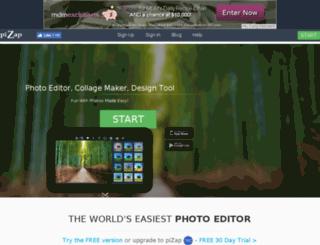 rizap.com screenshot