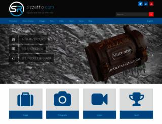 rizzetto.com screenshot