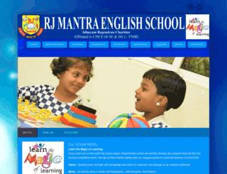 rjmantra.com screenshot