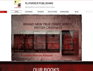 rjparkerpublishing.com screenshot
