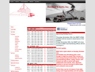 rkgrain.com screenshot