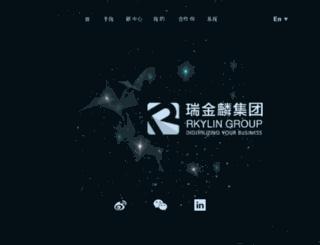 rkylin.com screenshot
