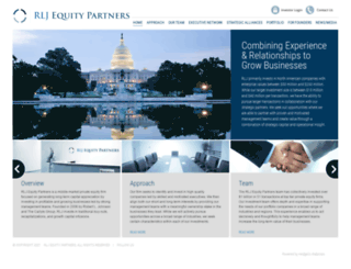 rljequitypartners.com screenshot