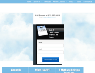 rlshomeinvestments.com screenshot