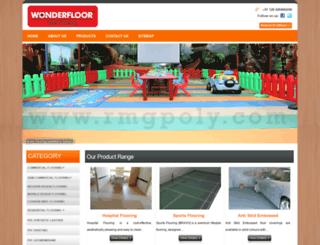 rmgpoly.com screenshot
