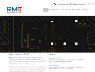 rmitindia.com screenshot