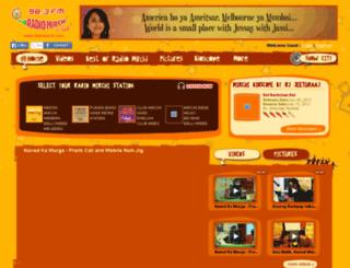 rmstag.hungamatech.com screenshot