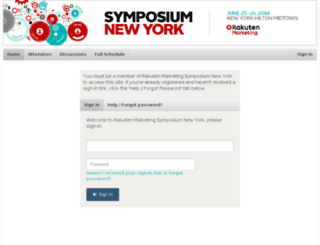rmsymposiumny2014.pathable.com screenshot