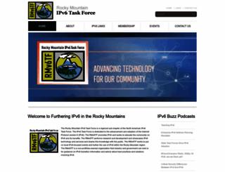 rmv6tf.org screenshot