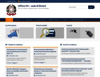 rn.istruzioneer.it screenshot