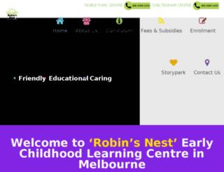 rnchildcare.com.au screenshot