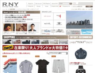 rny.jp screenshot