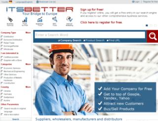 ro.itsbetter.com screenshot