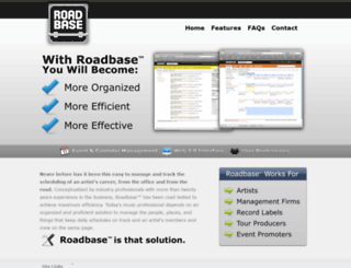 roadbase.com screenshot