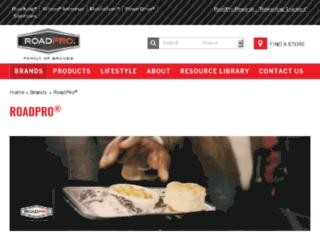 roadproonthego.com screenshot