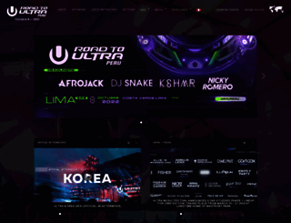 roadtoultra.com screenshot