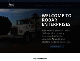 robar.com screenshot