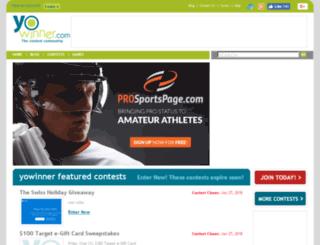 robax.yowinner.com screenshot