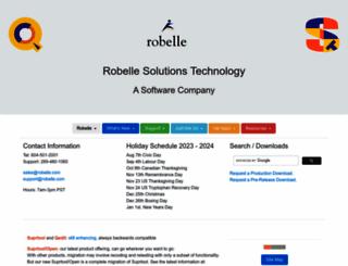 robelle.com screenshot