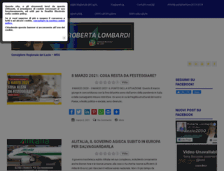 robertalombardi.info screenshot
