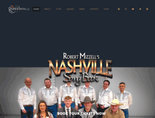 robertmizzell.com screenshot