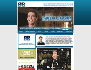 robertreames.net screenshot