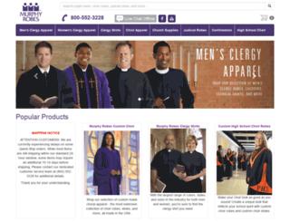 robes.com screenshot
