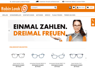 robinlook24.de screenshot