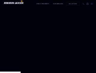 robinson-jackson.com screenshot