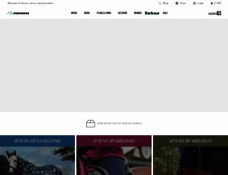 robinsons-uk.com screenshot