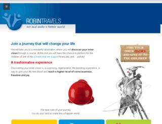 robintravels.com screenshot
