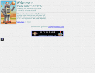 robotnut.com screenshot