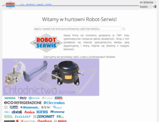 robotserwis.pl screenshot