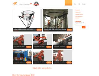 robotyabb.pl screenshot
