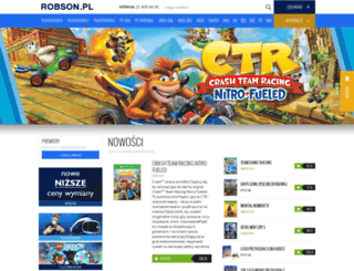 robson.pl screenshot