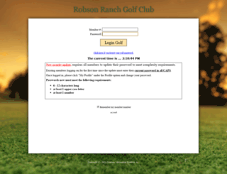 robsonarz.chelseareservations.com screenshot