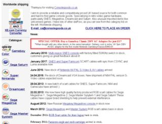 robwebb1.plus.com screenshot
