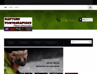 robwilsonphotos.co.uk screenshot