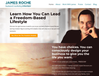 rochemarketing.com screenshot