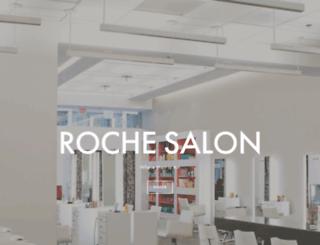 rochesalon.com screenshot