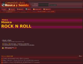 rock.redee.com screenshot