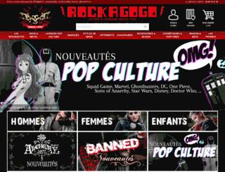 rockagogo.com screenshot