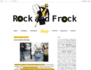 rockandfrock.com screenshot