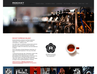 rocket-espresso.com screenshot