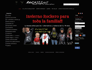 rockillos.com screenshot