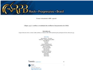 rockprogressivo.com.br screenshot