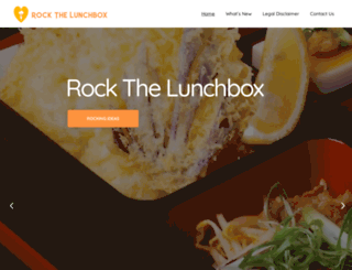 rockthelunchbox.com screenshot