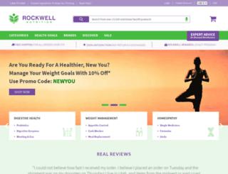 rockwellnutrition-canada.com screenshot
