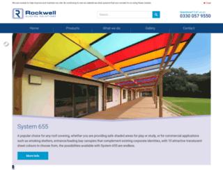 rockwellsheet.com screenshot