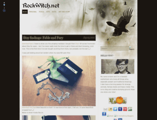 rockwitch.net screenshot